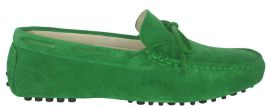 CALYPSO GREEN SUEDE LEATHER