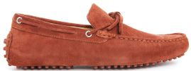 CALYPSO II COGNAC SUEDE LEATHER