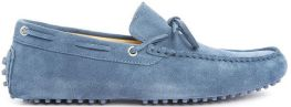 CALYPSO II JEANS SUEDE LEATHER