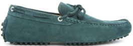 CALYPSO II MOSS GREEN SUEDE LEATHER