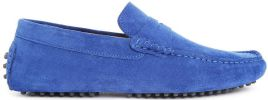 LAKE II BLUE COBALT SUEDE LEATHER